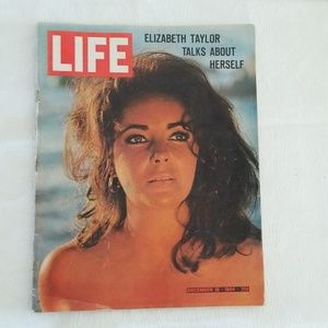 Vintage LIFE magazine, Dec 1964